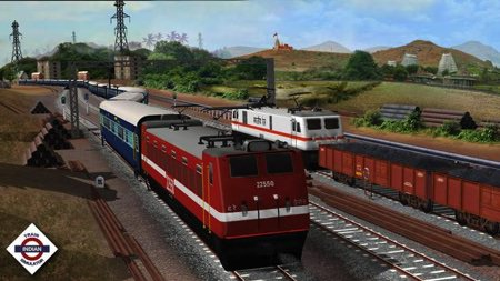 Indian Train Simulator [Mod] – Vô Hạn Tiền