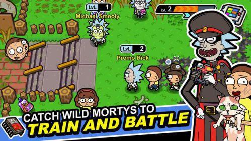 Rick and Morty: Pocket Mortys [Mod] – Vô Hạn Tiền