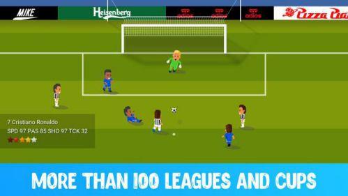 World Soccer Champs [Mod] – Vô Hạn Tiền