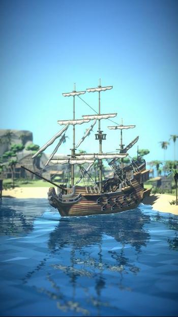 Across The Ocean [Mod] – Mua Sắm