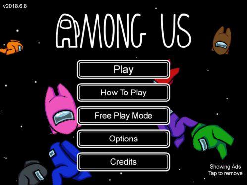 Among Us [Mod] – Mở Khóa