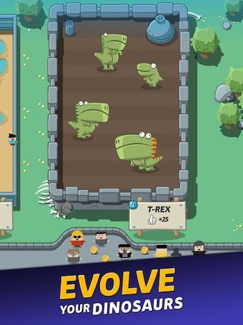 Crazy Dino Park [Mod] – Vô Hạn Tiền