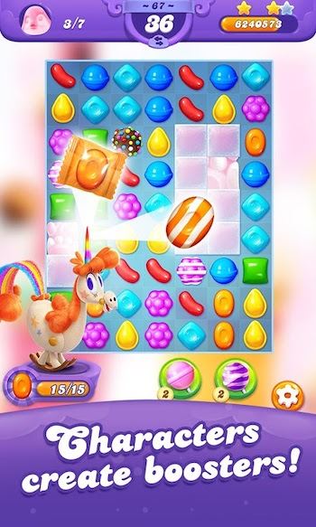 Candy Crush Friends Saga [Mod] – Lives, Moves