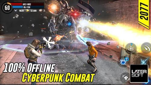 Cyber War: Cyberpunk Reborn [Mod] – Mua Sắm