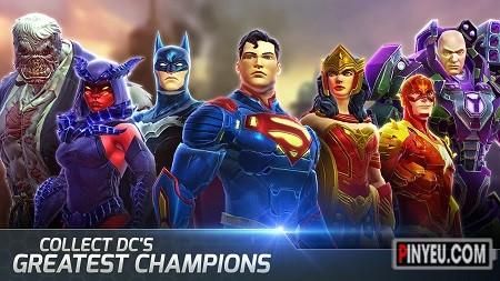 DC Legends: Battle for Justice [Mod] – Sát Thương