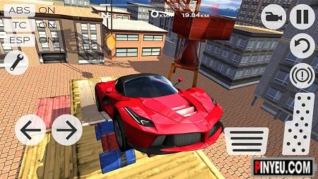 Extreme Car Driving Simulator [Mod] – Vô Hạn Tiền