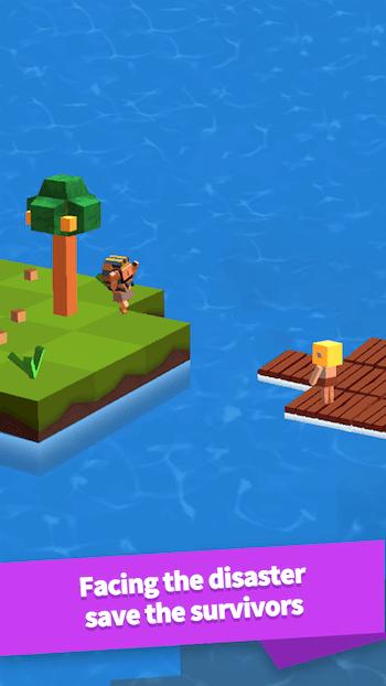 Idle Arks: Build at Sea [Mod] – Vô Hạn Tiền, Tài Nguyên