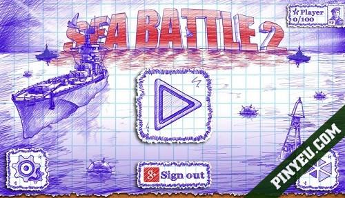 Sea Battle 2 [Mod] – Vô Hạn Kim Cương