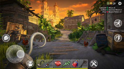 Last Pirate: Island Survival [Mod] – Vô Hạn Tiền, Bất Tử