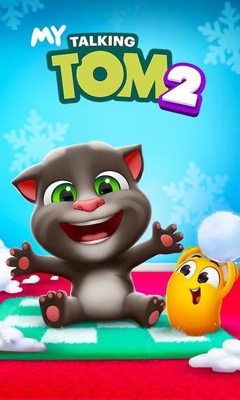 My Talking Tom 2 [Mod] – Vô Hạn Tiền