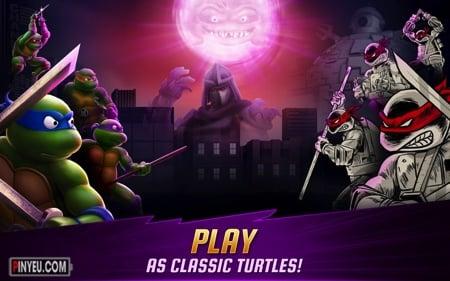 Ninja Turtles: Legends [Mod] – Vô Hạn Tiền