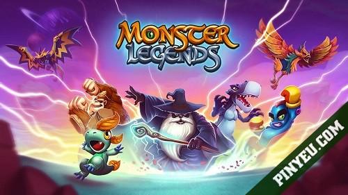 Monster Legends [Mod] – No Skill Costs, Win 3 Sao