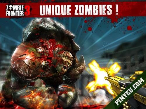 Zombie Frontier 3 [Mod] – Vô Hạn Tiền