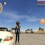 Stickman Rope Hero 2 [Mod] - Thêm EXP, Tiền