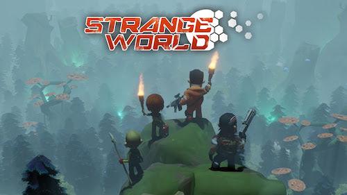Strange World [Mod] – Vô Hạn Tiền, Thể Lực