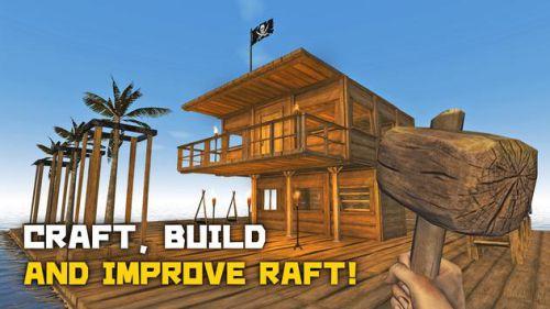 Survival on Raft [Mod] – Mua Sắm Miễn Phí
