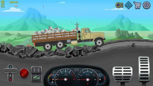 Trucker Real Wheels [Mod] – Vô Hạn Tiền