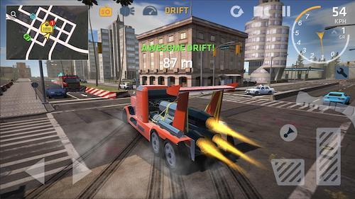 Ultimate Truck Simulator [Mod] – Vô Hạn Tiền