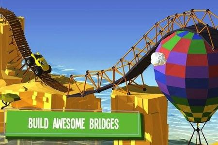 Build a Bridge [Mod] – Vô Hạn Tiền, Mở Khóa