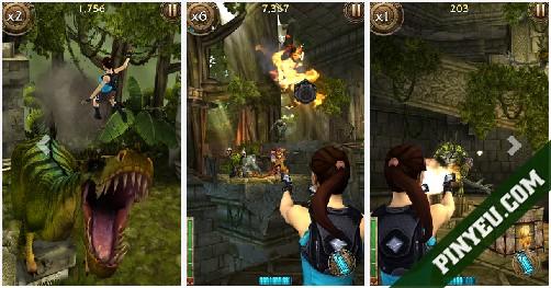 Lara Croft: Relic Run [Mod] – Vô Hạn Tiền