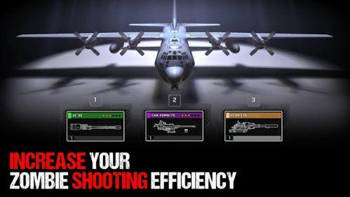 Zombie Gunship Survival [Mod] – Vô Hạn Đạn