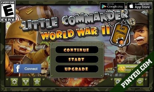 Little Commander – WWII TD [Mod] – Mua Sắm