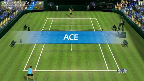 Quần vợt 3D – Tennis [Mod] – Vô Hạn Tiền
