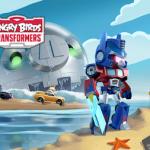 Angry Birds Transformers [Mod] - Vô Hạn Tiền