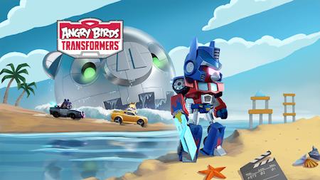 Angry Birds Transformers [Mod] – Vô Hạn Tiền