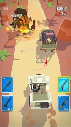 Agent Action [Mod] – Vô Hạn Tiền