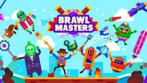 Brawl Masters [Mod] – Vô Hạn Kim Cương