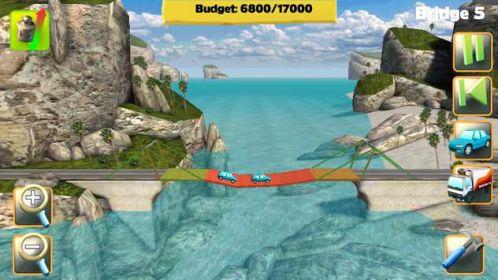 Bridge Constructor [Mod] – Mở Khóa
