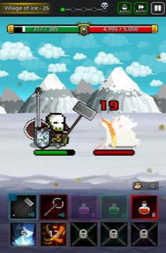 Grow SwordMaster [Mod] – Sát Thương, Vàng