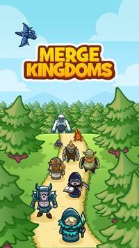 Merge Kingdoms – Tower Defense [Mod] – Vô Hạn Kim Cương