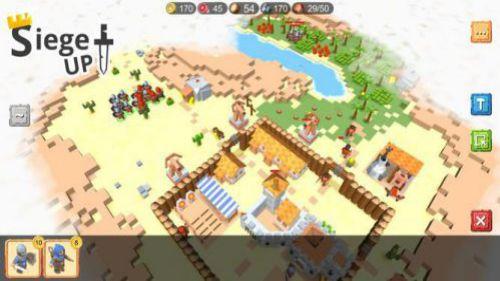 RTS Siege Up [Mod] – Vô Hạn Tài Nguyên