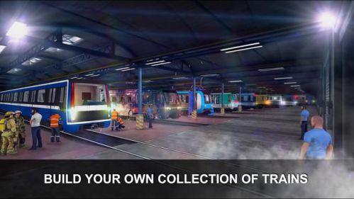 Subway Simulator 3D [Mod] – Vô Hạn Tiền, Mở Khóa