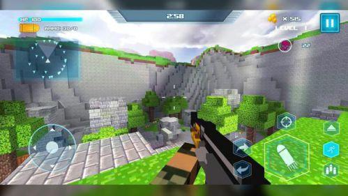 The Survival Hunter Games 2 [Mod] – Bất Tử, Bất Động