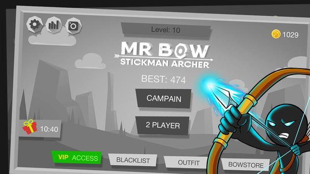 Mr Bow [Mod] – Vô Hạn Tiền