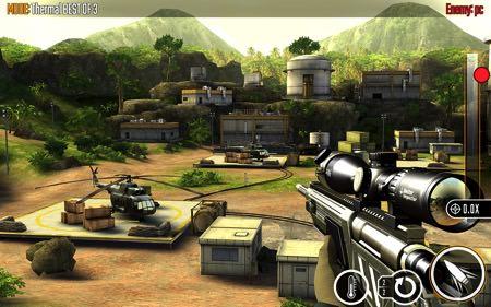 Sniper Strike [Mod] – Vô Hạn Đạn, Bất Tử