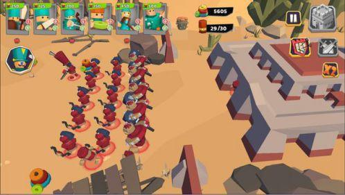 War of Toys: Strategy Simulator Game [Mod] – Vô Hạn Xu, Đá Quý