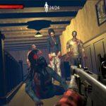 Zombie Hunter D-Day [Mod] - 1 HIT, Bất Tử