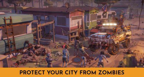 Zombie Survival Battle [Mod] – Vô Hạn Tiền