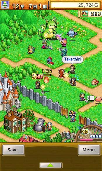Dungeon Village [Mod] – Vô Hạn Tiền