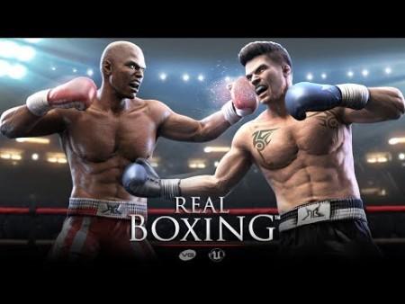 Real Boxing [Mod] – Vô Hạn Tiền