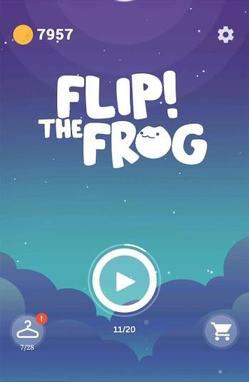 Flip! the Frog [Mod] – Vô Hạn Tiền, Không QC