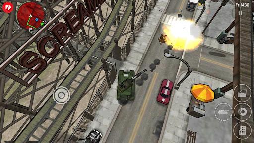GTA: Chinatown Wars [Mod] – Menu