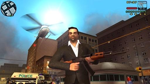 GTA: Liberty City Stories [Mod] – Vô Hạn Tiền