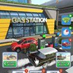 Idle Gas Station [Mod] - Không Quảng Cáo