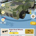 Idle Tanks 3D [Mod] - Vô Hạn Tiền