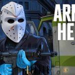 Armed Heist [Mod] - Bất Tử, Không Giật